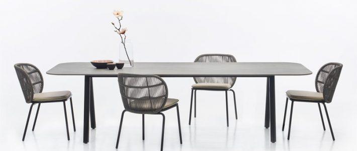 vincent sheppard outdoor kodo dining ceramic tafel